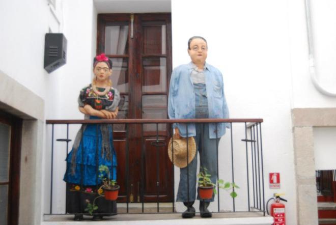 Guanajuato - Diego Rivera house