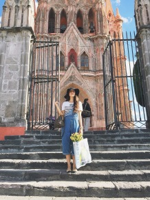 San Miguel de Allende - street style