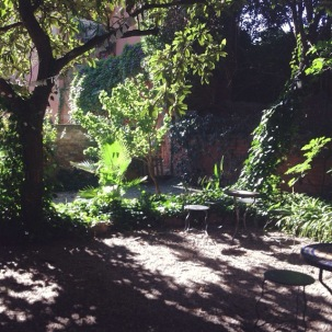 Secret Garden - Barcelona