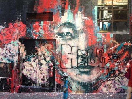 Melbourne - Hozier Lane