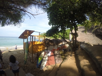 Playa Carrizalillo